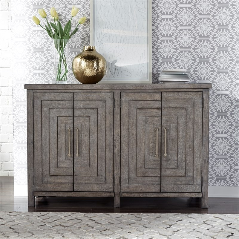 Liberty Furniture Modern Farmhouse Buffet